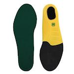 Spenco Polysorb Heavy Duty Size 12-13 GREEN
