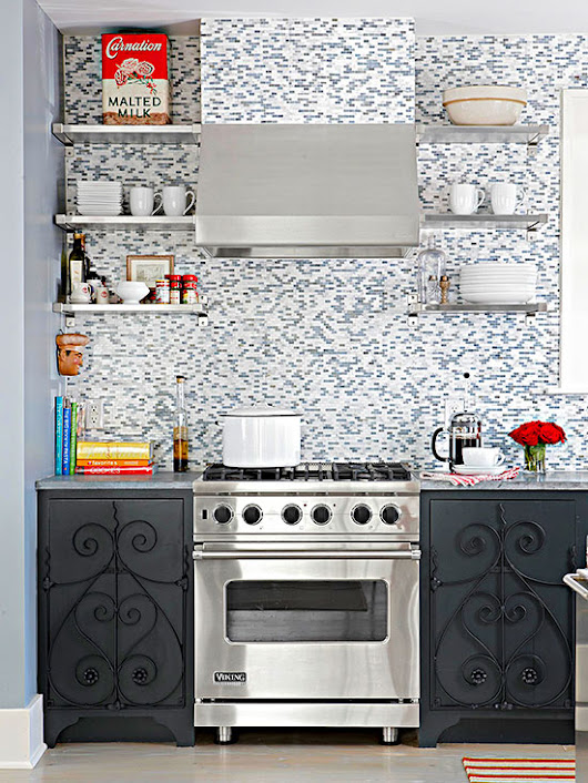 Design ideas for kitchen backsplash