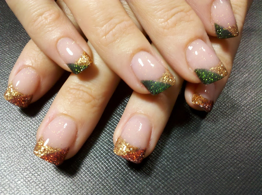 Christmas party - Nail Art Gallery