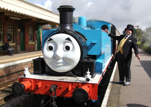 Don't miss Thomas the Tank Engine's second visit in 2013!