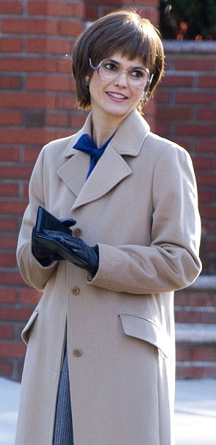 garment inspection service: Who's that girl? Keri Russell ...