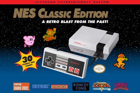 Win an NES Classic Edition from Family Video!