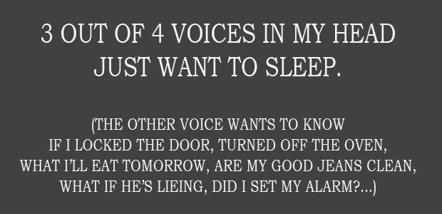 Three Out Of Four Voices In My Head Funny Quotes Dump A Day