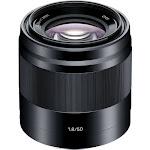 Sony 50mm f/1.8 E OSS Lens (Black)