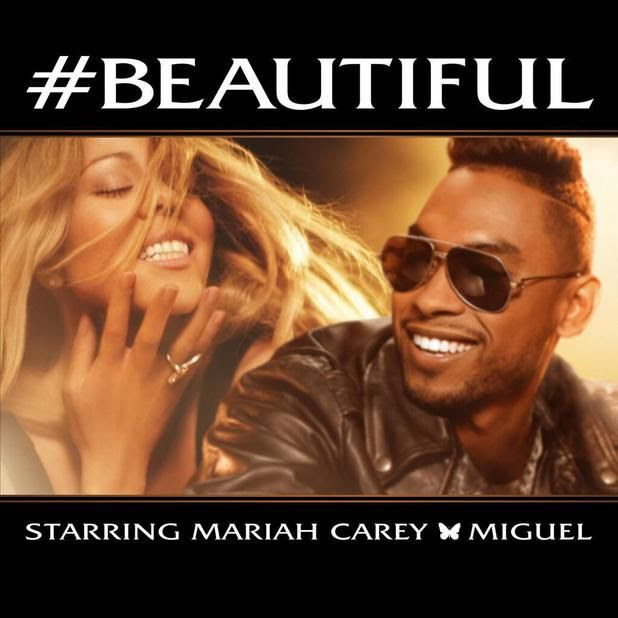 Mariah Carey & Miguel : #Beautiful (Single Cover) photo mariah-carey-beautiful.jpg