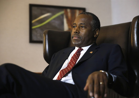 Why Ben Carson's claim that he stabbed someone is so key to his appeal to white America