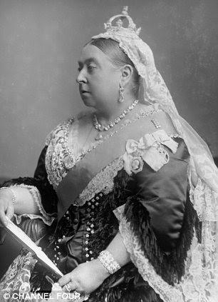 Queen Victoria, whose knickers were stolen by her stalker Edward Jones