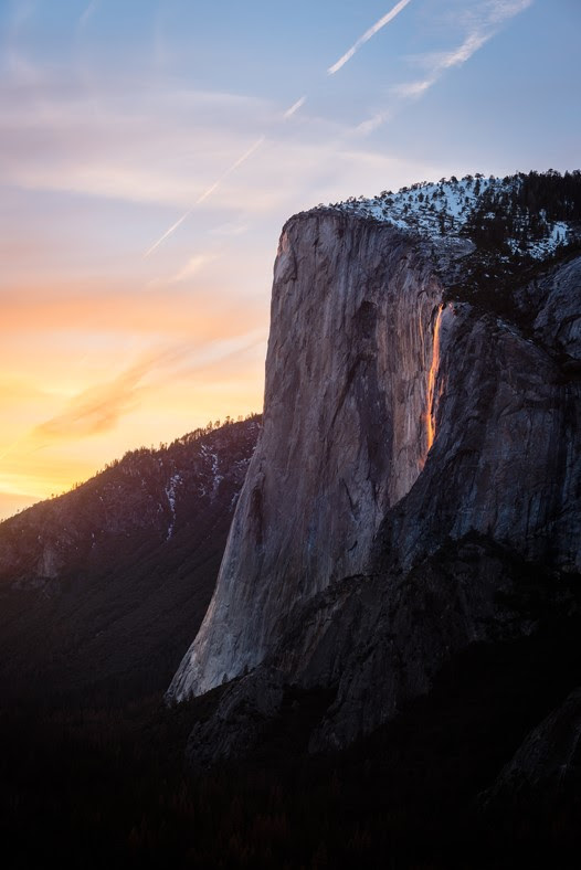 Let there be light: Photographing Yosemite's elusive 'Firefall'