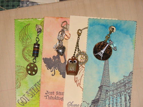Ink Stains March Charm n ATC Swap 056