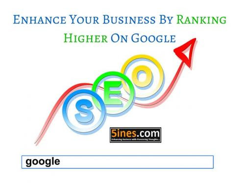 Why SEO is important for business? by 5ine Web solutions