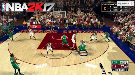 NBA 2K17 Archives ~ FunkyVideoGames