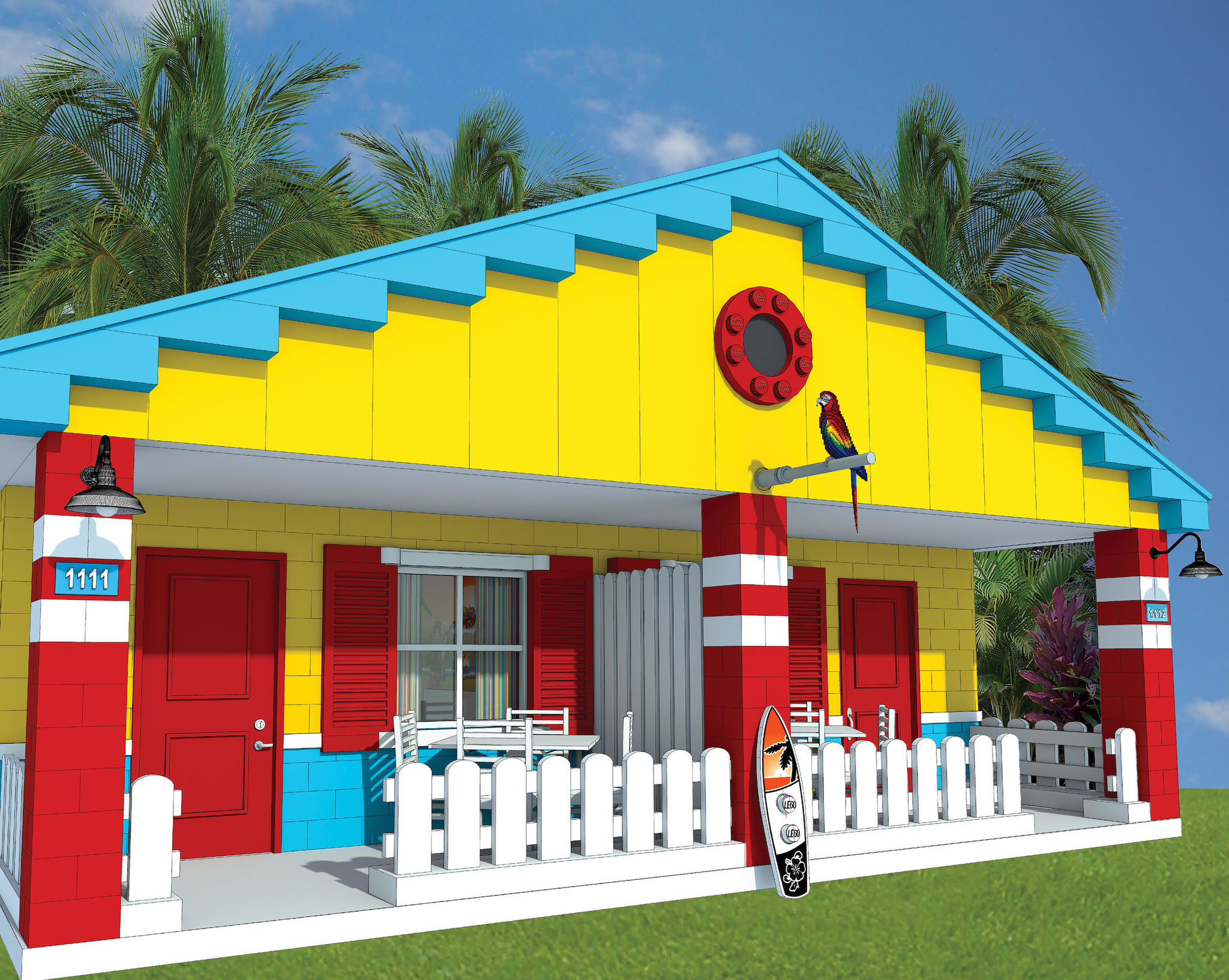 Legoland now taking reservations for new Beach Resort