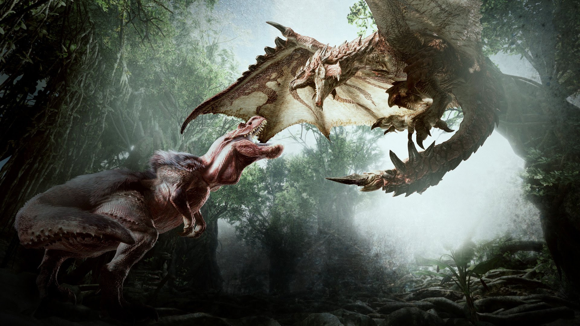 Are Capcom's expectations for Monster Hunter: World realistic? screenshot