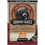 Kodiak Cakes Carb-Conscious Buttermilk Flapjack & Waffle Mix - 12oz