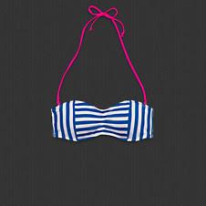 Womens Maggie Swim Top
