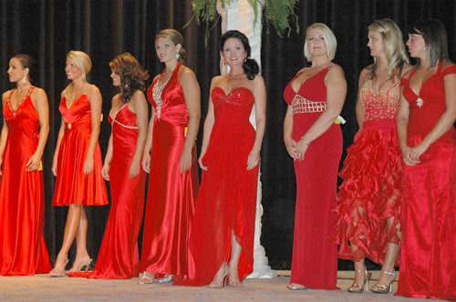 Project Red Dress 2008