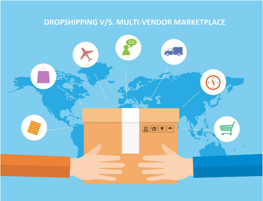 Guide on Ecommerce Dropshipping v/s. Multi-vendor Marketplace – which one to choose? - LIVE BLOG SPOT