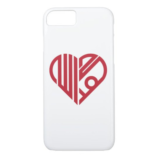 Love Allah & Muhammad iPhone 7 Case