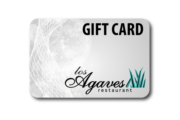 Gift Cards Los Agaves Mexican Restaurant