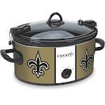 New Orleans Saints NFL Crock-Pot Cook & Carry Slow Cooker