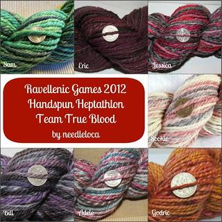 Ravellenic Games 2012, Finish Line