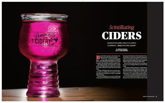 Hard cider in Orange County | Latest Work