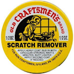 Fox Run Old Craftsmens Brand Scratch Remover for Wood and Leather 1⁄2
