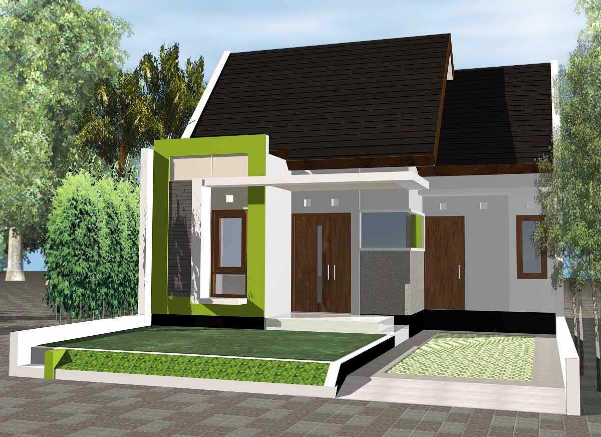 Contoh Model Rumah Minimalis Terbaru 8 Livedesaincom