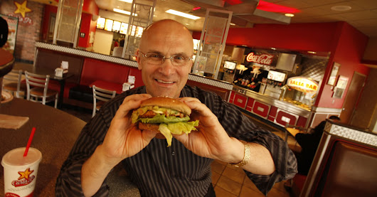 4 tips from burger titan Andy Puzder