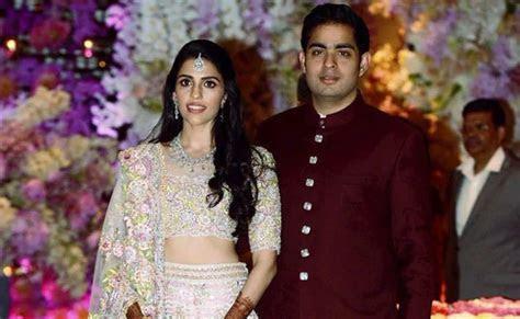 Akash Ambani, Shloka Mehta's Pre Wedding Celebrations