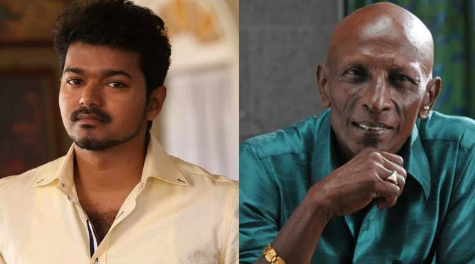 Rajendran plays a cabbie in 'Vijay 59'