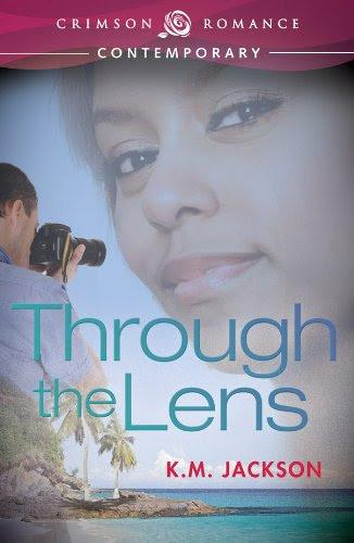 Through the Lens (Crimson Romance) by K. M. Jackson