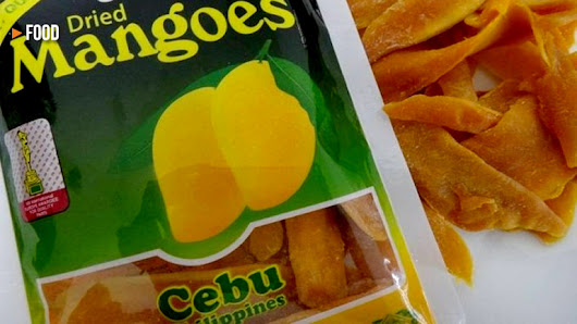 The best healthy snack is Cebu's mango chips. Here's why