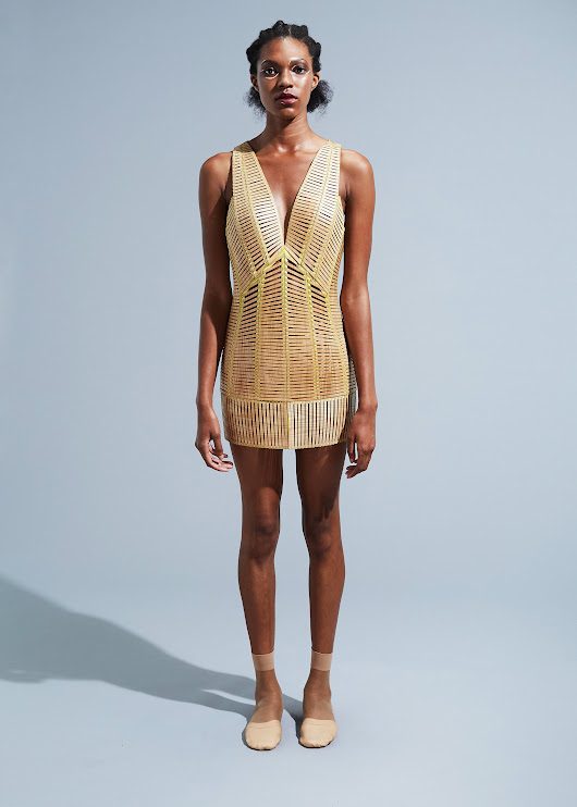 Strands by Lauren Dreier Presentation at New York Fashion Week