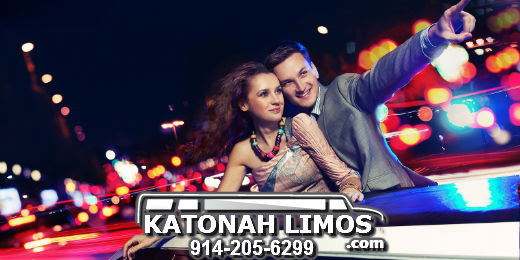 Night on the Town Party Limo - Katonah Limo Services