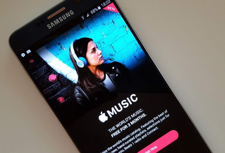 Apple Music for Android gets playback and playlist fixes