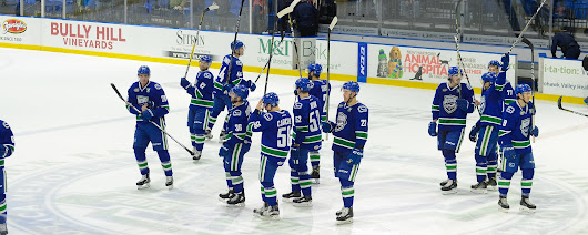 COMETS ANNOUNCE 2018 CALDER CUP ROUND ONE SCHEDULE | Utica Comets Official Website