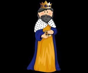 Juego De Unir Puntos De Reyes Magos Para Imprimir