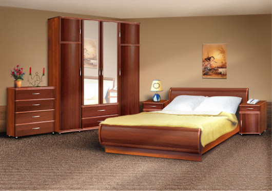 5 Tips By A Bedroom Furniture Manufacturer In India To Decorate A Small Bedroom
