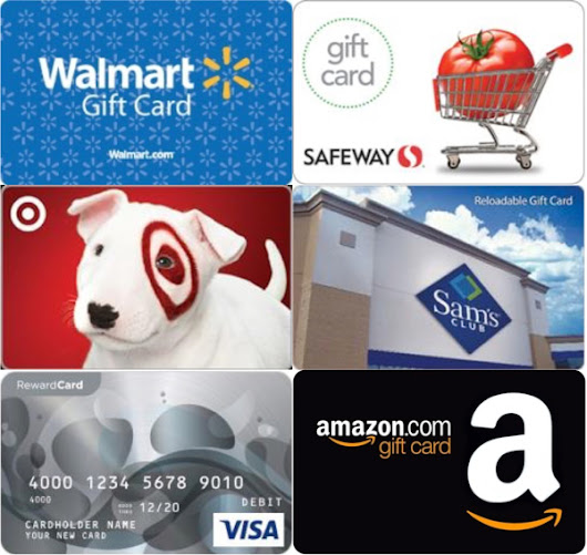 How to Get Free Grocery Gift Cards! {Budget Tip} - Never Ending Journeys