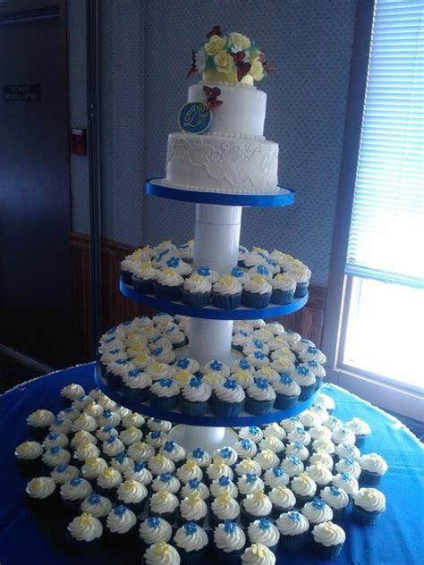 Blue Velvet Wedding   CakeCentral.com