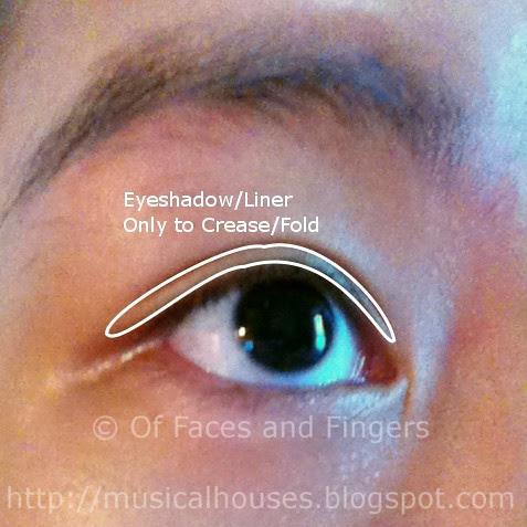 asian eye eyeshadow 1w