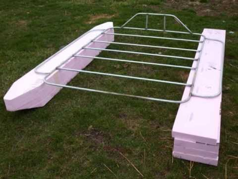 Popular How to build a pontoon boat with pvc pipe ~ Go boating