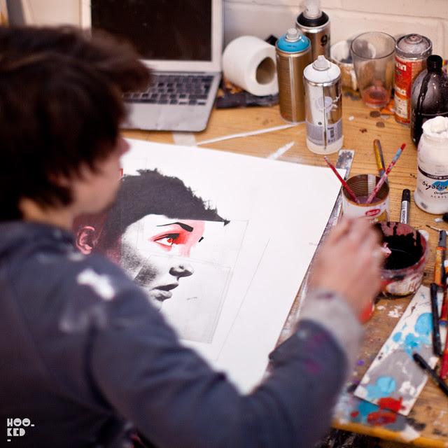 Ben Slow — Studio Visit