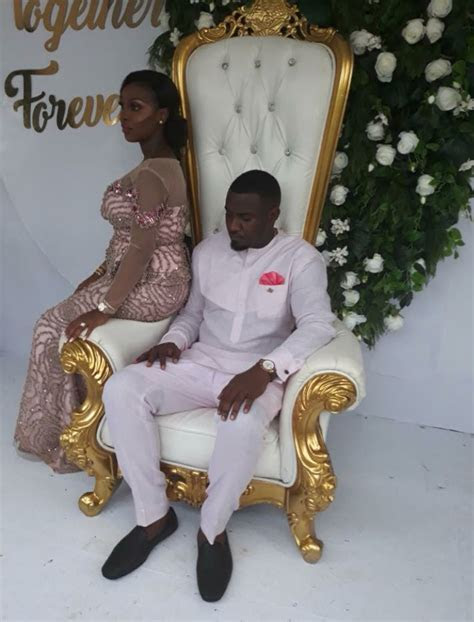 See First Pictures from John Dumelo?s Wedding ceremony