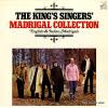 KING'S SINGERS, THE - madrigal collection