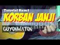 KUNCI KENTRUNG SENAR 3 - LAGU KORBAN JANJI + VIDEO