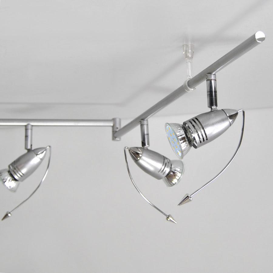led deckenlampe wandlampe spots gu10 lampe leuchte