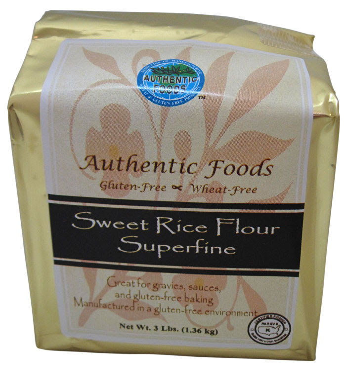 Superfine Sweet Rice Flour - Authentic Foods