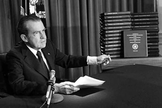 Woodward and Bernstein: 40 years after Watergate, Nixon was far worse than we thought